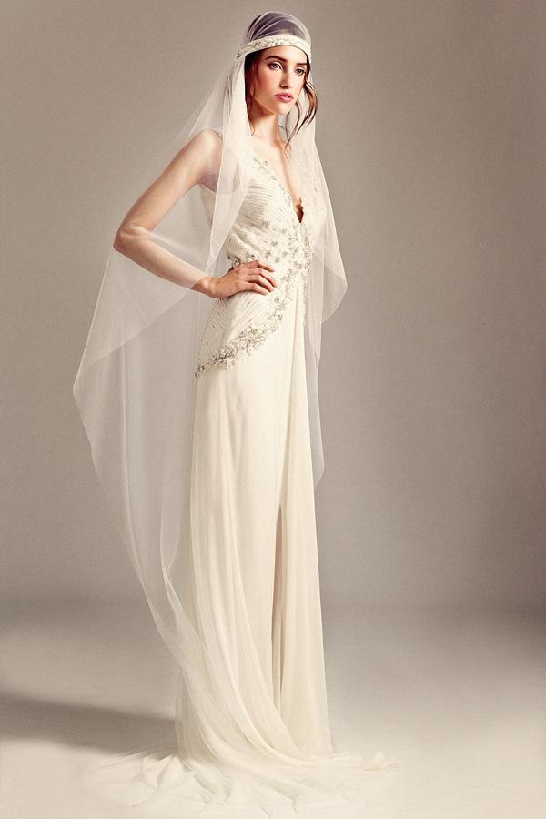 Eccezionale Dalle grandi sfilate Bridal 2013, ecco alcuni trend vintage per  NL43
