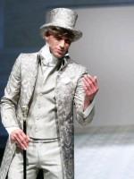 Vestito Matrimonio Uomo Con Cilindro : Cappello a cilindro per lo sposo del look sposa
