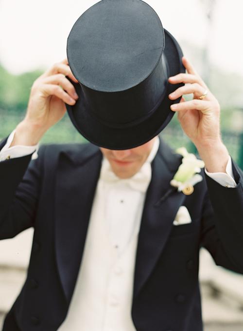 sito autorizzato vendita calda a buon mercato molto carino Cappello a cilindro per lo sposo del 2014 ? – Look Sposa