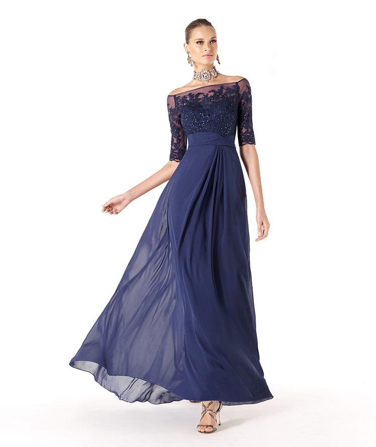 Vestiti Cerimonia Serale.Abiti Da Cerimonia Serale 2014 Pronovias10 Look Sposa