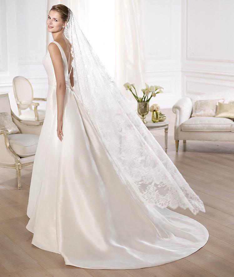 Abiti sposa 2014 stile Redingote14 | Look Sposa