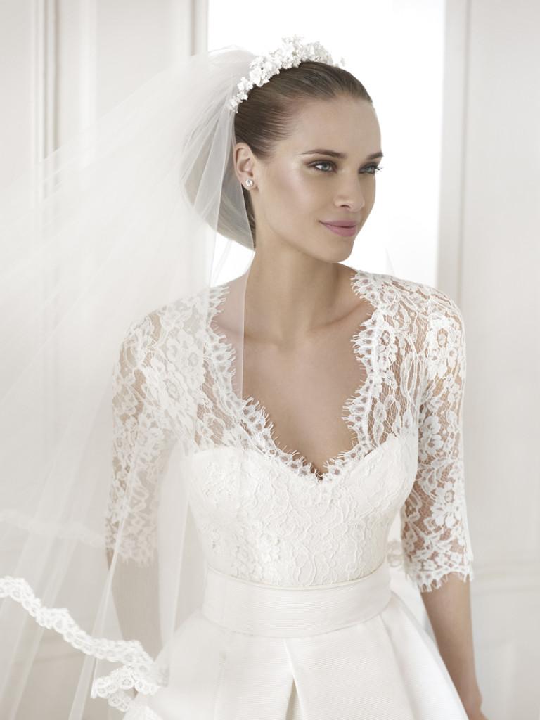 Pronovias abiti sposa 2015 modello kalanit