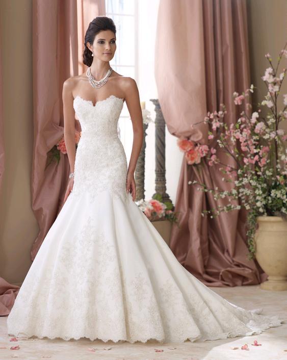 Abiti da sposa a sirena4  Look Sposa