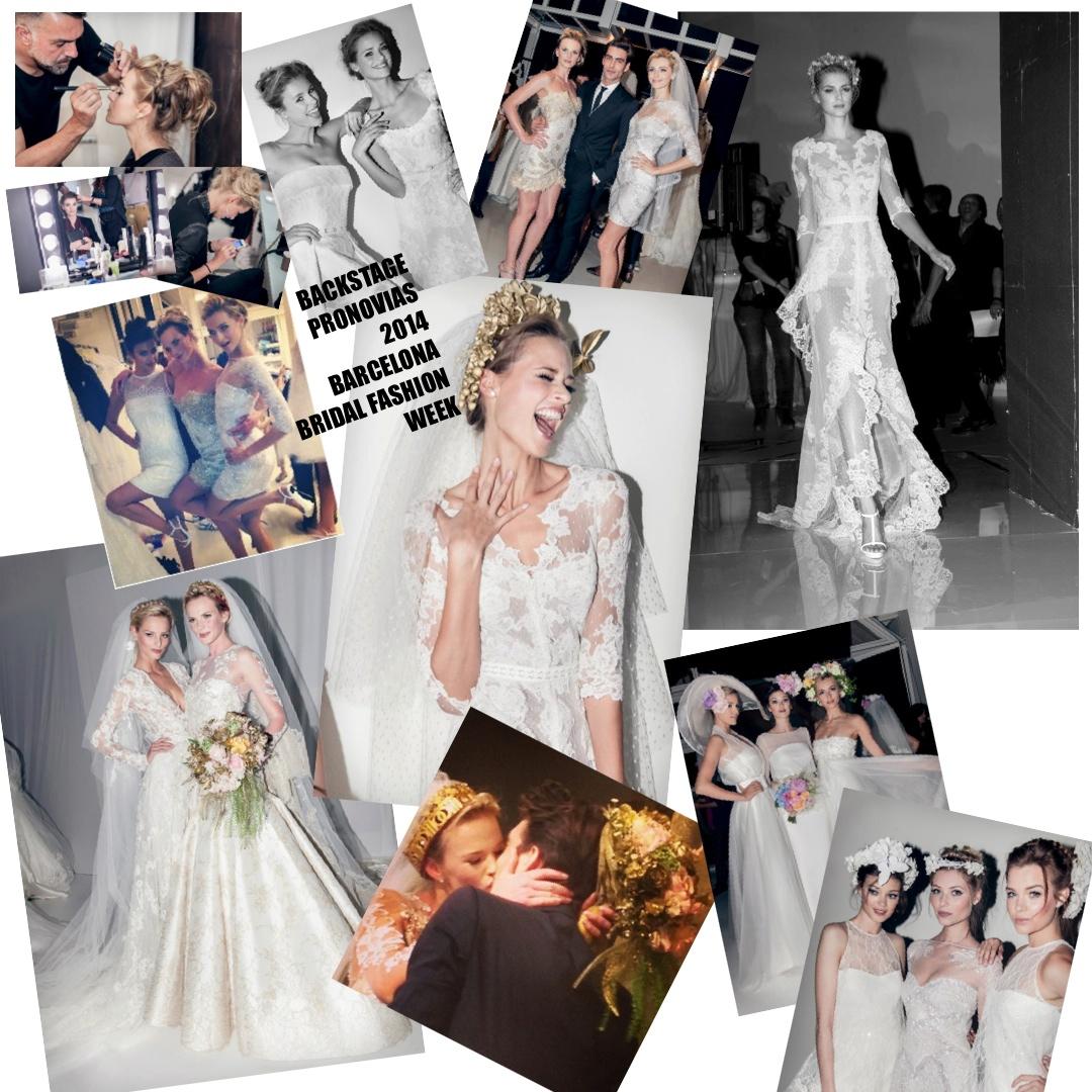Barcelona Bridal Week 2014