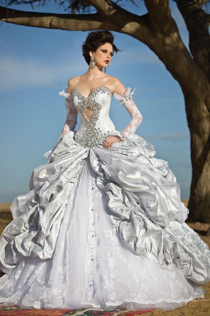 Top Abiti sposa 2014 2015 cristalli Swarovski16 | Look Sposa XC06