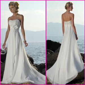 Matrimonio In Spiaggia Vestito Da Sposa : Abiti da sposa cerimonia in spiaggia u abiti in pizzo