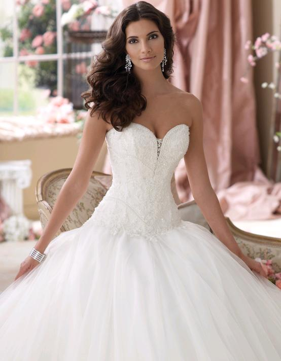 Top Abiti sposa principessa 2015 ball gown14 | Look Sposa LV81