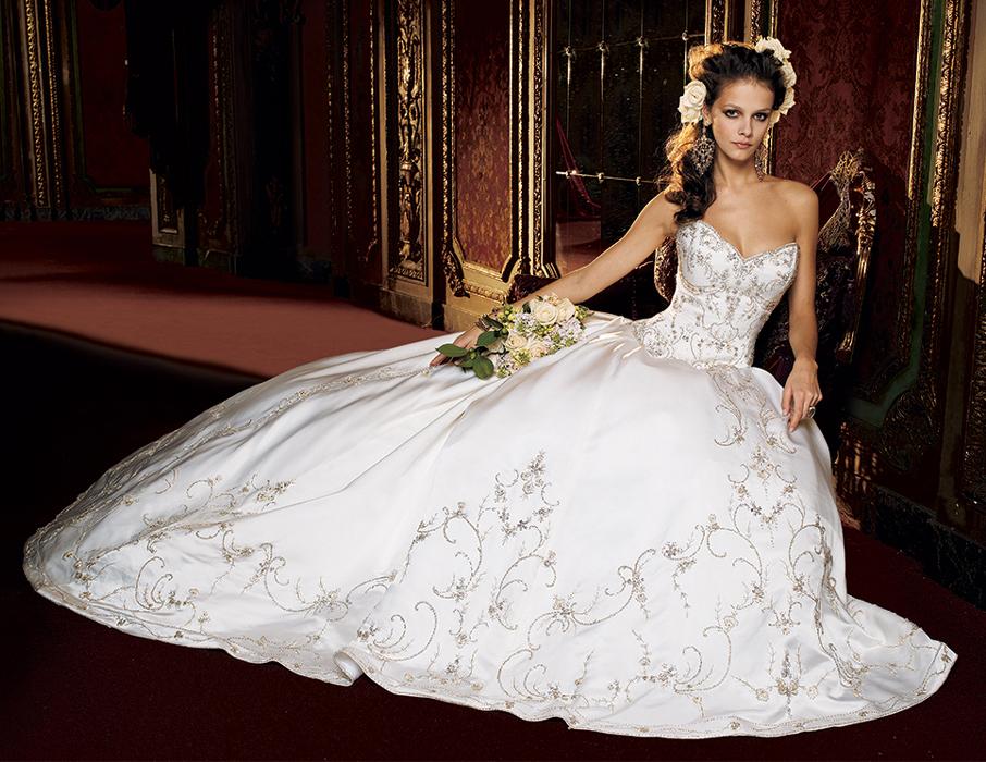 Exceptionnel Abiti sposa principessa 2015 ball gown22 | Look Sposa JG04