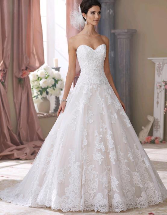Conosciuto Abiti da sposa ball gown e da principessa | Look Sposa JM83