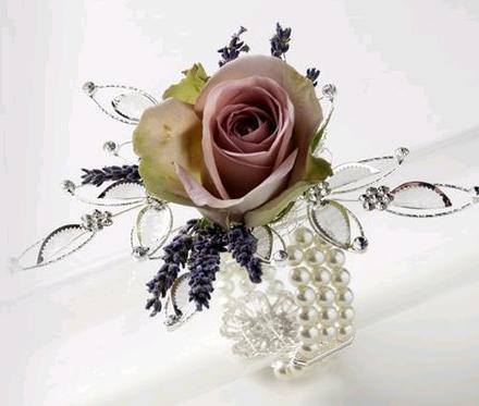 Bouquet Sposa Bracciale.Bouquet Sposa Polso 2015 Braccialetto Fiori10 Look Sposa