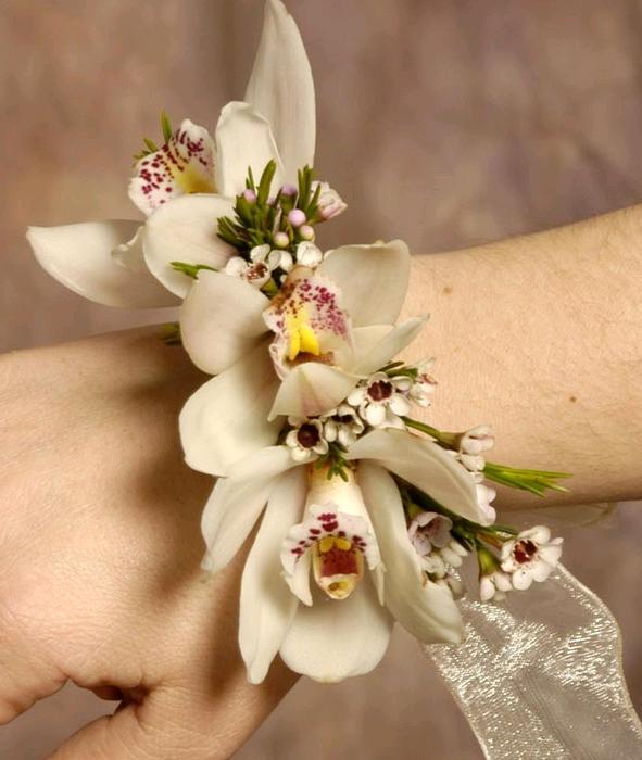 Ben noto Bouquet sposa da polso : sarà il trend del 2015 ? | Look Sposa TD49