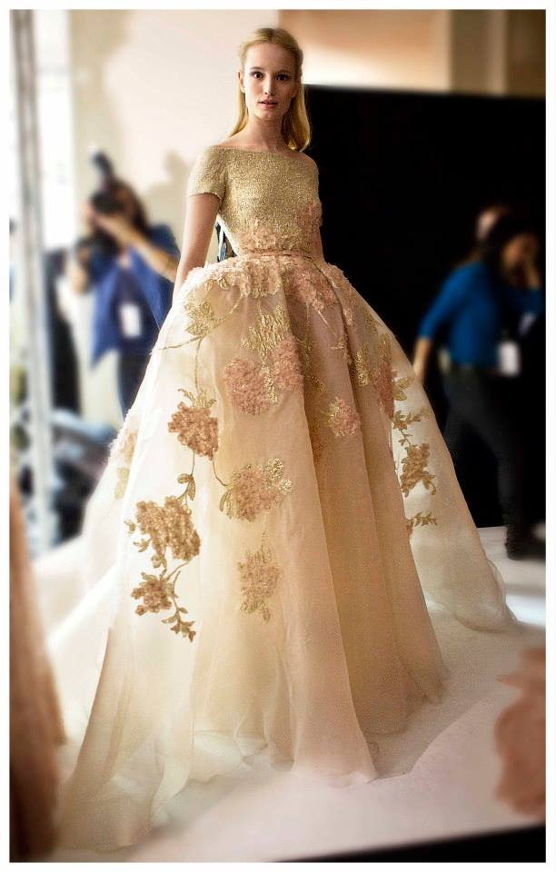 Top Abiti sposa 2015 color champagne avorio oro10 | Look Sposa XK26