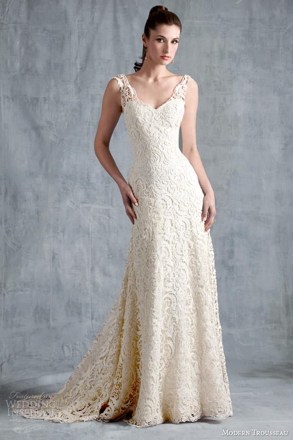 Favori Tonalità champagne, avorio e bagliori dorati per l'abito da sposa  HV51