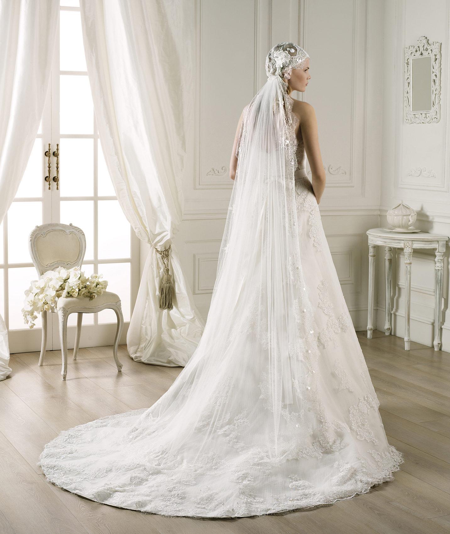 Il velo da sposa in stile Anni Venti e Trenta   il vintage secondo ... 225fc07a079