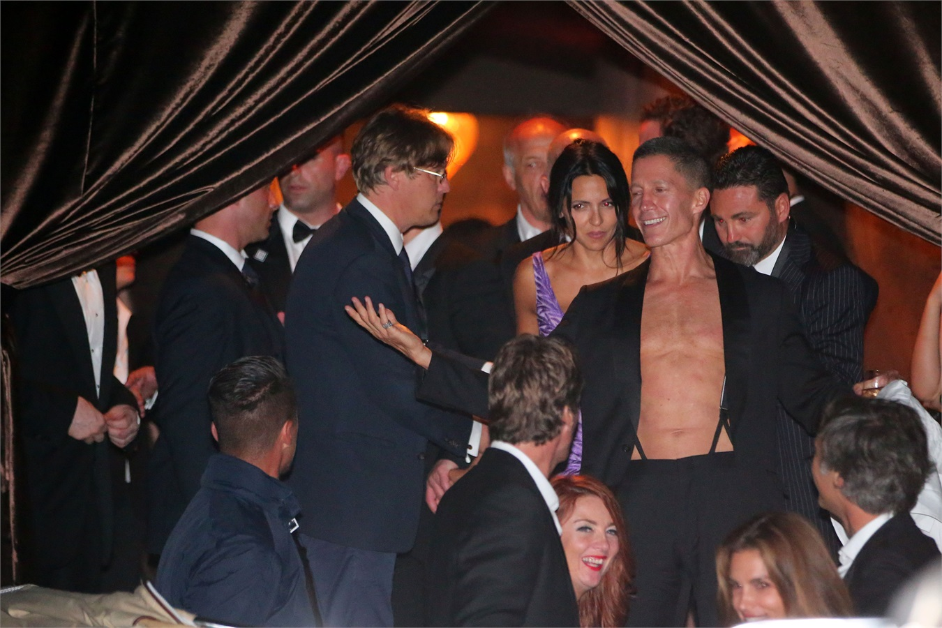 George Clooney Amal Alamuddin matrimonio party invitati5 – Look Sposa