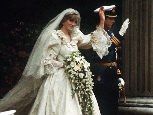 734bd6f7298d Lady Diana abito sposa ai figli per testamento