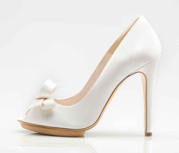 per tutta la famiglia goditi il prezzo più basso qualità incredibile Scarpe sposa 2015 Enzo Miccio bridal collection luxury ...