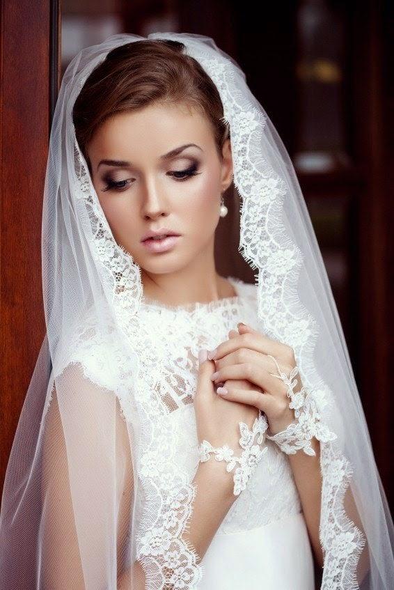 Ben noto Il nuovo trend per il trucco da sposa 2015 | Look Sposa WZ75