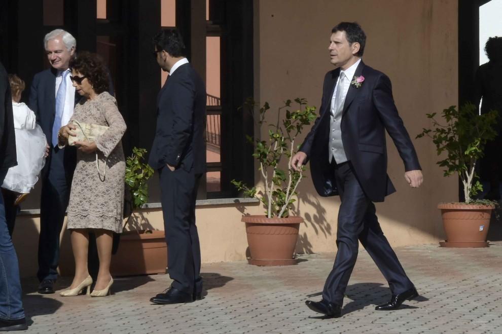Fabrizio frizzi carlotta mantovan sposi10 look sposa for Fabrizio frizzi e carlotta mantovan
