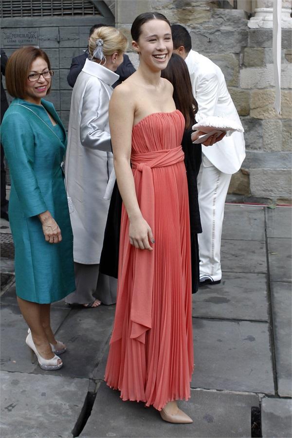 Matrimonio Michelle Hunziker Tomaso Trussardi invitati Aurora ...