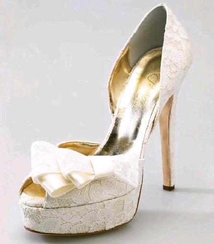 Penrose collezione scarpe sposa sandali pizzo1