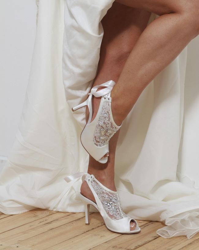 Rita scarpe sposa 2015 Perfect