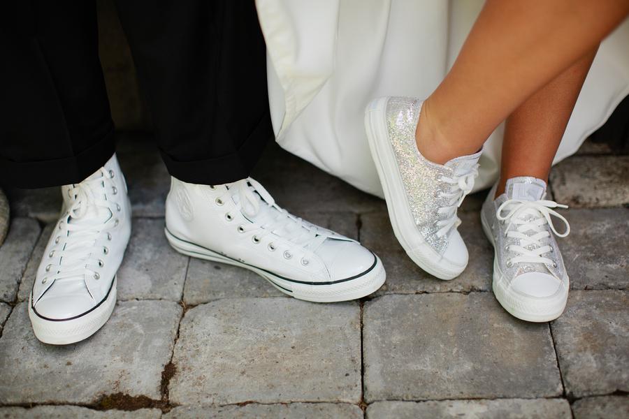 Scarpe Ginnastica Sposa.Scarpe Sposa Sneakers2 Look Sposa