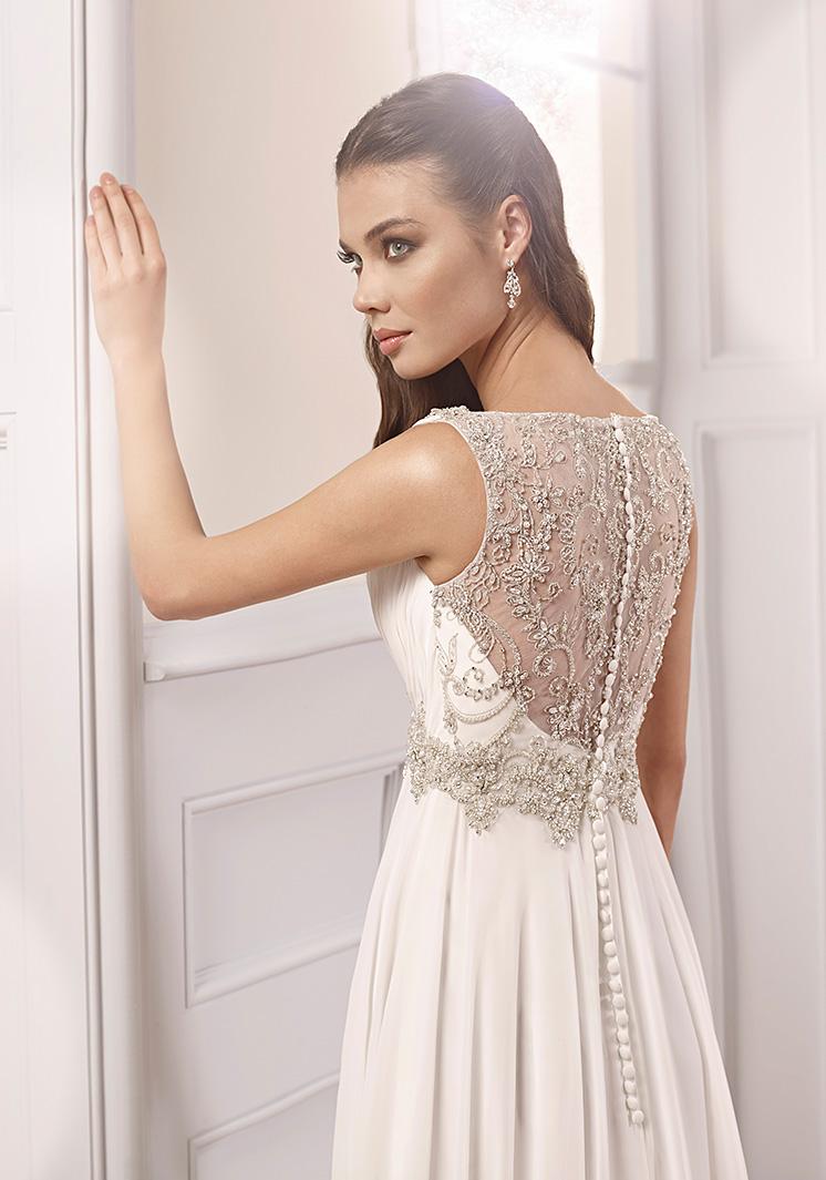Favorito Eddy K collezione 2015 Milano abito sposa dea greca | Look Sposa TO79
