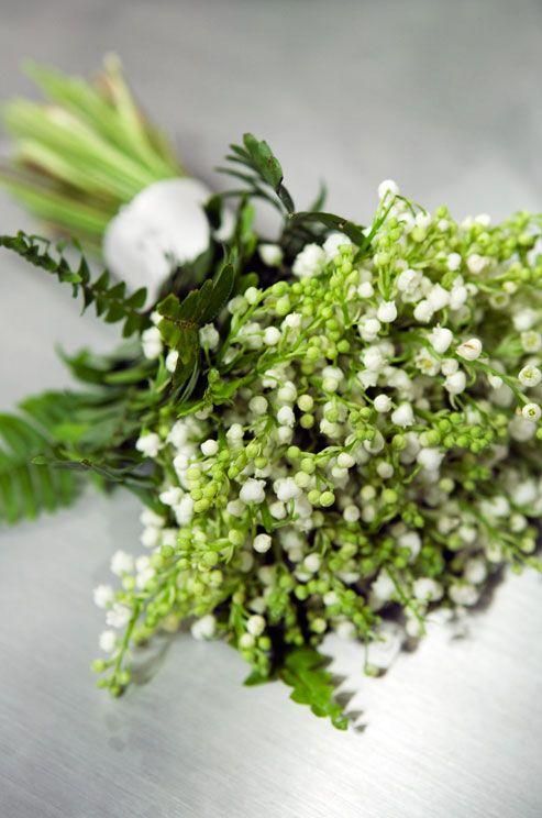 Bouquet Sposa Mughetto.Il Bouquet Da Sposa Di Mughetto Per Le Tendenze 2015 Look Sposa