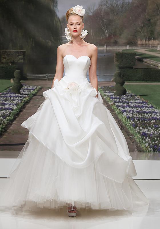 Eme di Eme collezione 2015 abito sposa ball gown