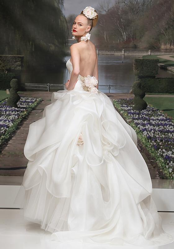 Eme di Eme collezione 2015 abito sposa ball gown1