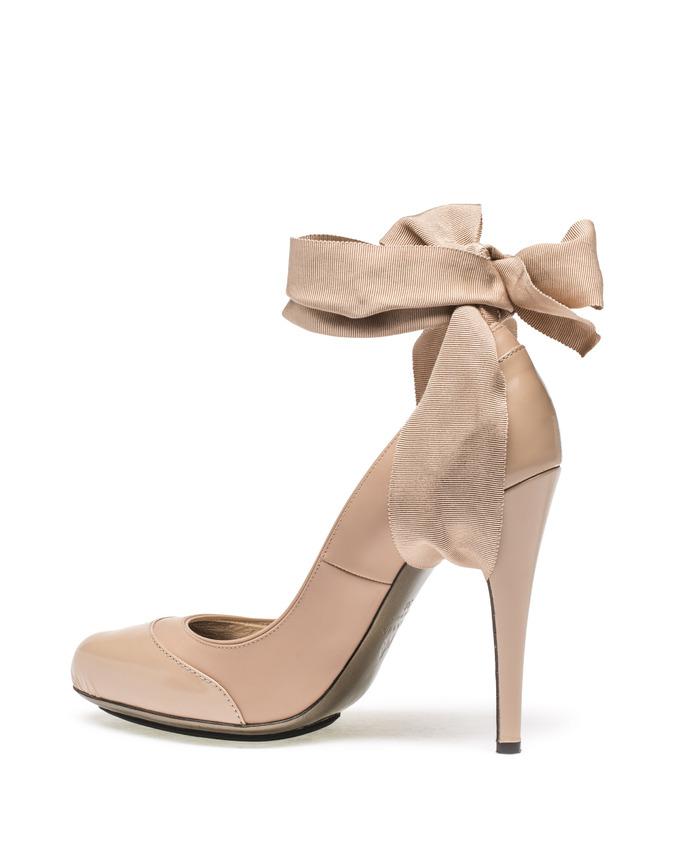 Lanvin scarpe sposa rosa1