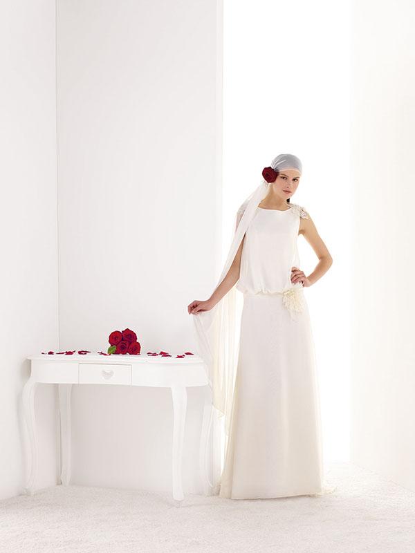 Abito Sposa Mademoiselle Amour Pronuptia 2015 Melle Eve