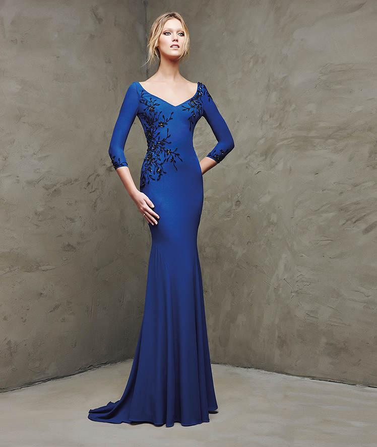 Pronovias cerimonia collezione 2016 abito laena look sposa for Jardin de invierno sa