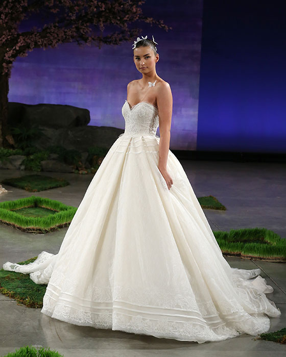 f4c8205f726e Abiti sposa 2016 Ines Di Santo New York Bridal Week 2015. New York Bridal  Week Aprile 2015   una panoramica sugli abiti da sposa primavera – estate  2016