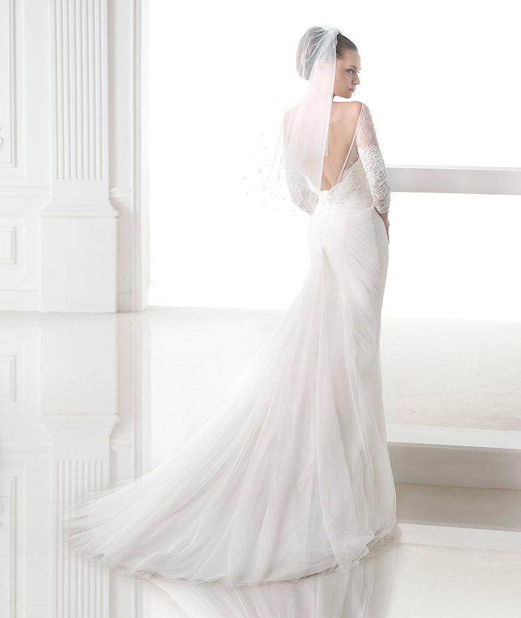 9eb839dc1d Velo sposa 2016 idee Pronovias18