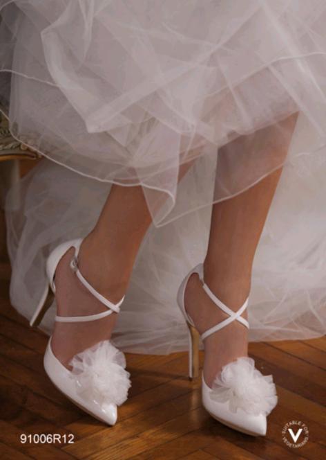 Scarpe sposa 2015 Penrose Shoes decollete fiocchi