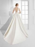 AV101 abito sposa Patricia Avedano 2016