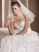 PR308 abito sposa La Sposa 2016