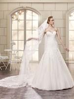 ED219 abito sposa Eddy K 2016