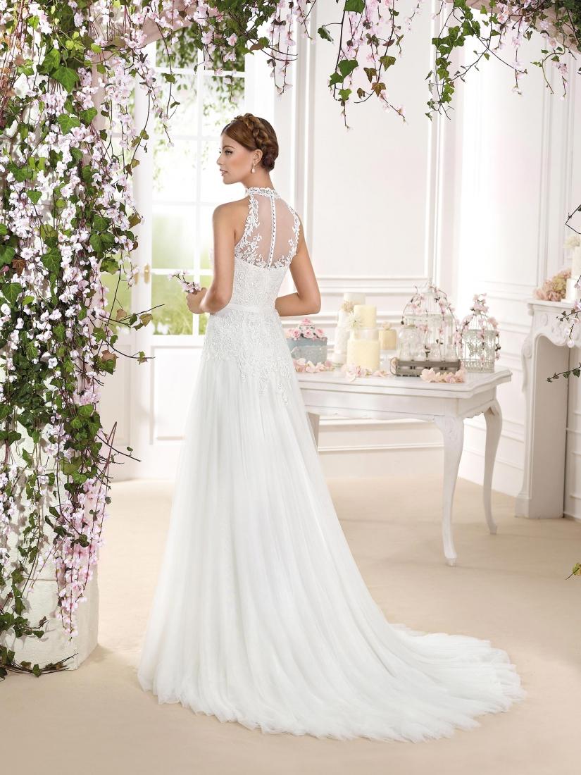 Vestito sposa 2016 collezione Fara Sposa1
