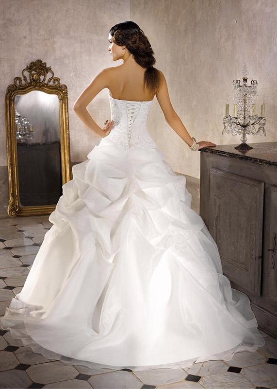 Vestito sposa ball gown collezione 2016 Miss Kelly1