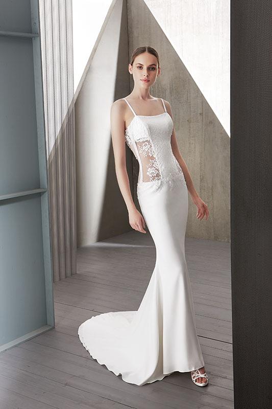Vestito sposa 2016 Elisabetta Polignano collezione Vision
