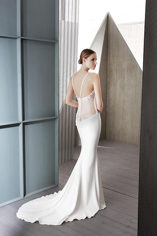 Vestito sposa 2016 Elisabetta Polignano collezione Vision1