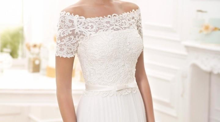 5ea97ad8210d Atelier Look Sposa Montecchio Precalcino   l abito da sposa Porto NA204 della  collezione Novia D Art 2016