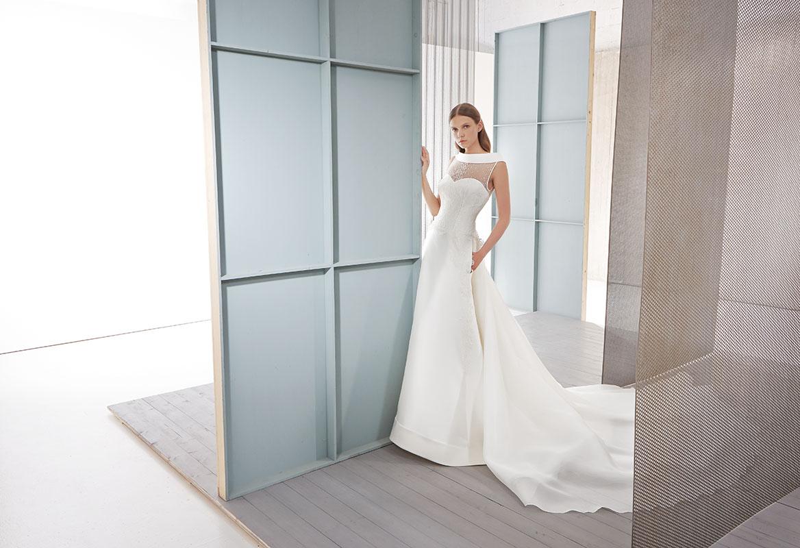 Look Sposa Montecchio Precalcino vestito sposa 2016 Elisabetta Polignano