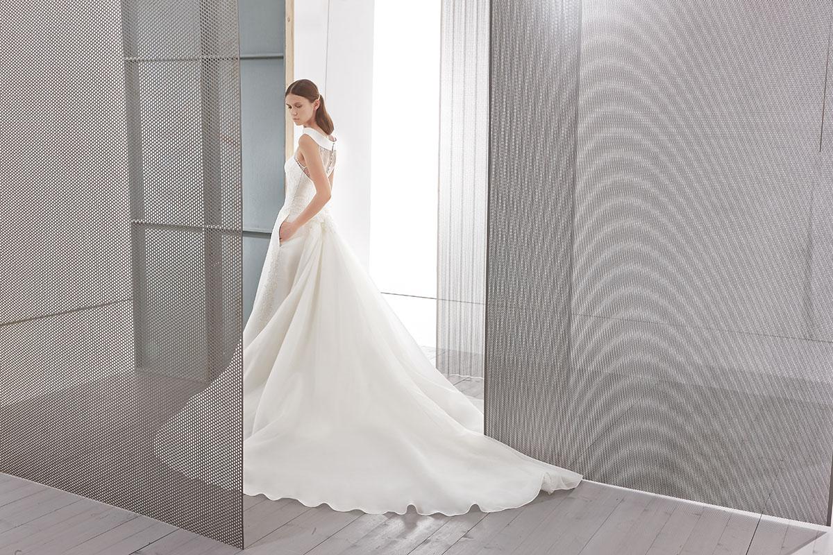 Look Sposa Montecchio Precalcino vestito sposa 2016 Elisabetta Polignano1