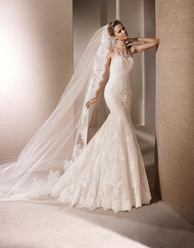 Preferenza La tendenza bridal 2016 degli abiti da sposa in pizzo | Look Sposa GT72