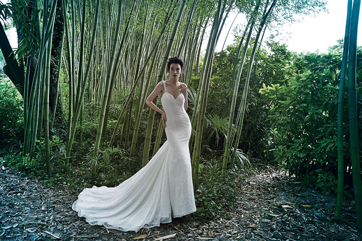 Atelier Look Sposa vestito LS204 collezione 2016 Le Spose Stefano Blandaleone
