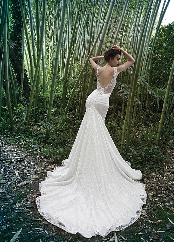Atelier Look Sposa vestito LS204 collezione 2016 Le Spose Stefano Blandaleone1